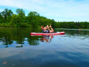 Kayaking Yoga and Meditation June 16, 2018-73
