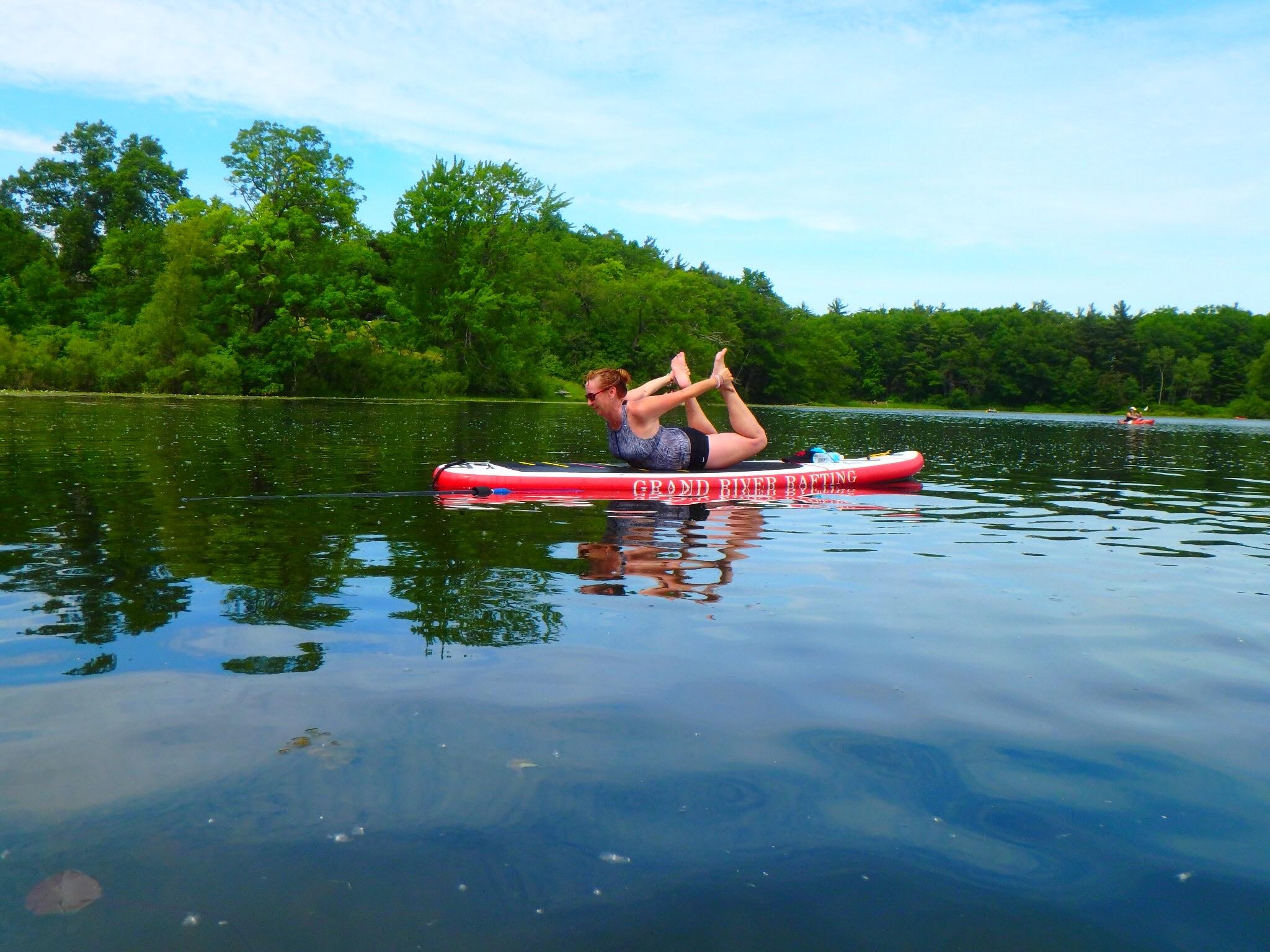Kayaking Yoga and Meditation June 16, 2018-73