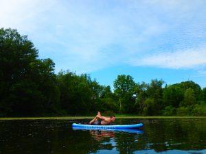 Kayaking Yoga and Meditation June 16, 2018-74