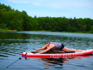Kayaking Yoga and Meditation June 16, 2018-75