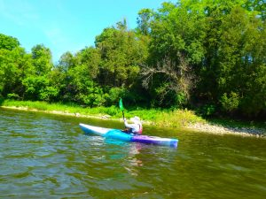 Kayaking Yoga Meditation - Solstice - Jun 21 2018-76