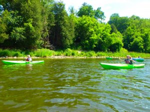 Kayaking Yoga Meditation - Solstice - Jun 21 2018-77