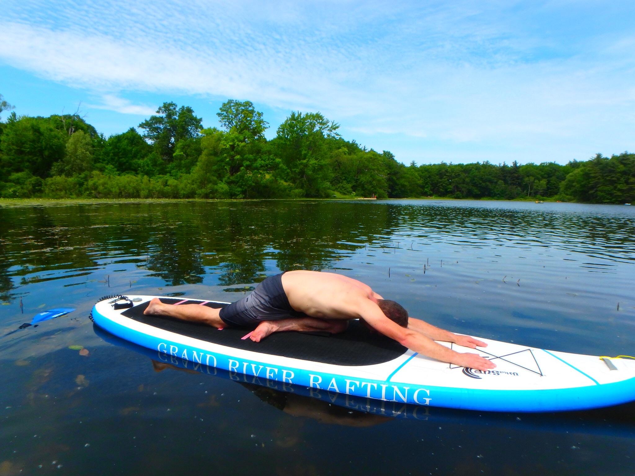 Kayaking Yoga and Meditation June 16, 2018-77