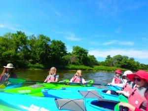 Kayaking Yoga Meditation - Solstice - Jun 21 2018-78