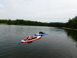Kayaking Yoga and Meditation June 16, 2018-78