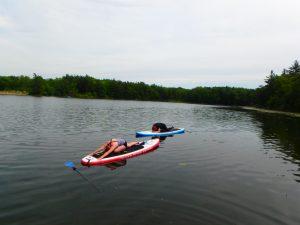 Kayaking Yoga and Meditation June 16, 2018-78