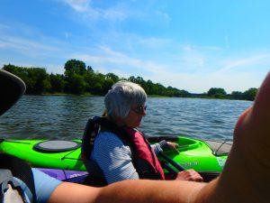 Kayaking Yoga Meditation - Solstice - Jun 21 2018-79