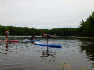 Kayaking Yoga and Meditation June 16, 2018-82