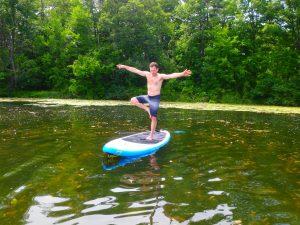 Kayaking Yoga and Meditation June 16, 2018-83