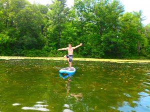 Kayaking Yoga and Meditation June 16, 2018-84