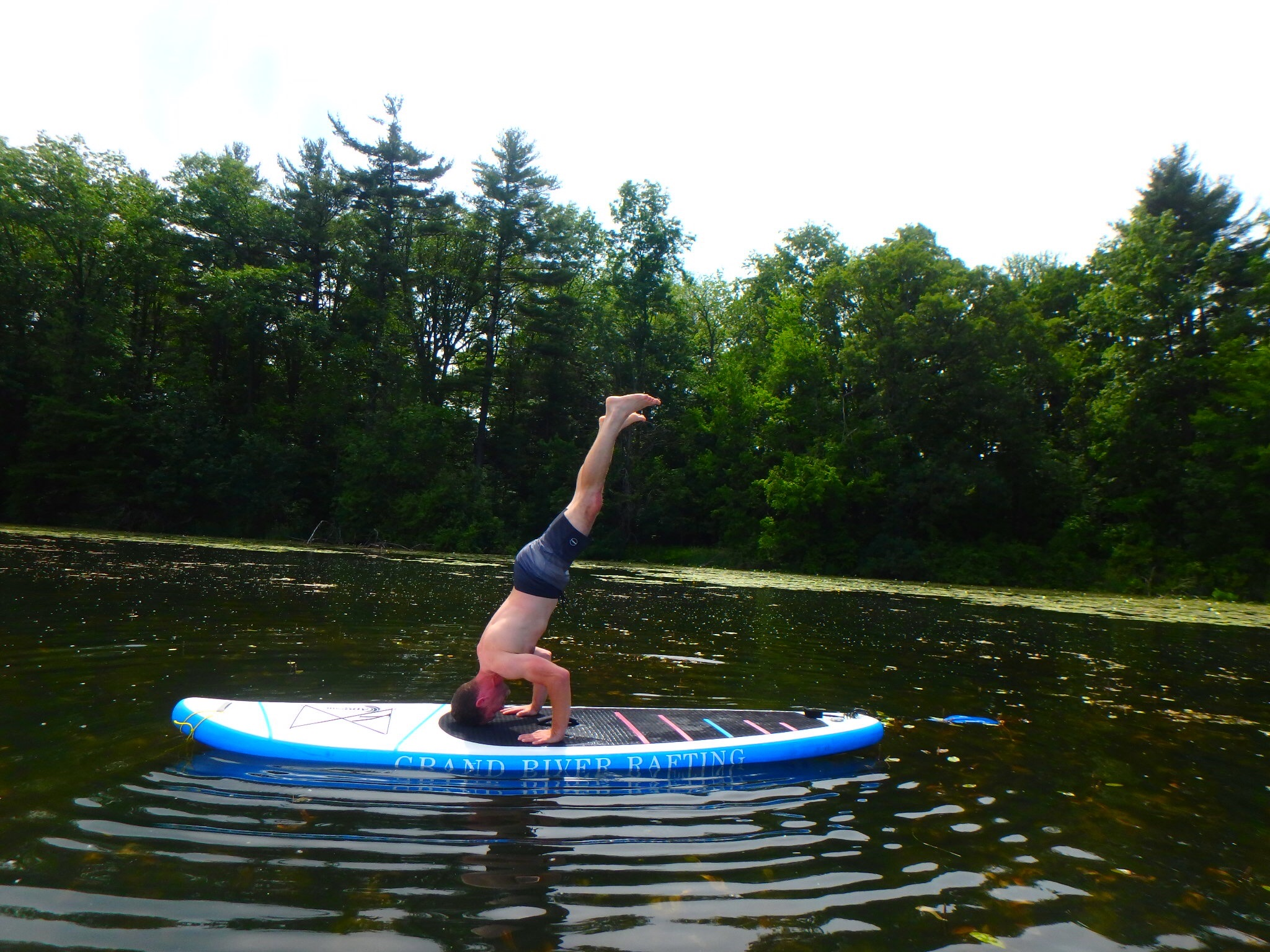 Kayaking Yoga and Meditation June 16, 2018-85