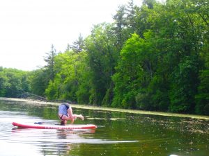Kayaking Yoga and Meditation June 16, 2018-86