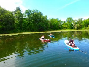 Kayaking Yoga and Meditation June 16, 2018-88