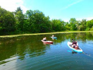 Kayaking Yoga and Meditation June 16, 2018-88