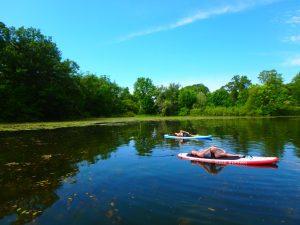 Kayaking Yoga and Meditation June 16, 2018-91
