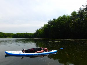 Kayaking Yoga and Meditation June 16, 2018-92