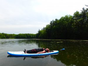 Kayaking Yoga and Meditation June 16, 2018-93