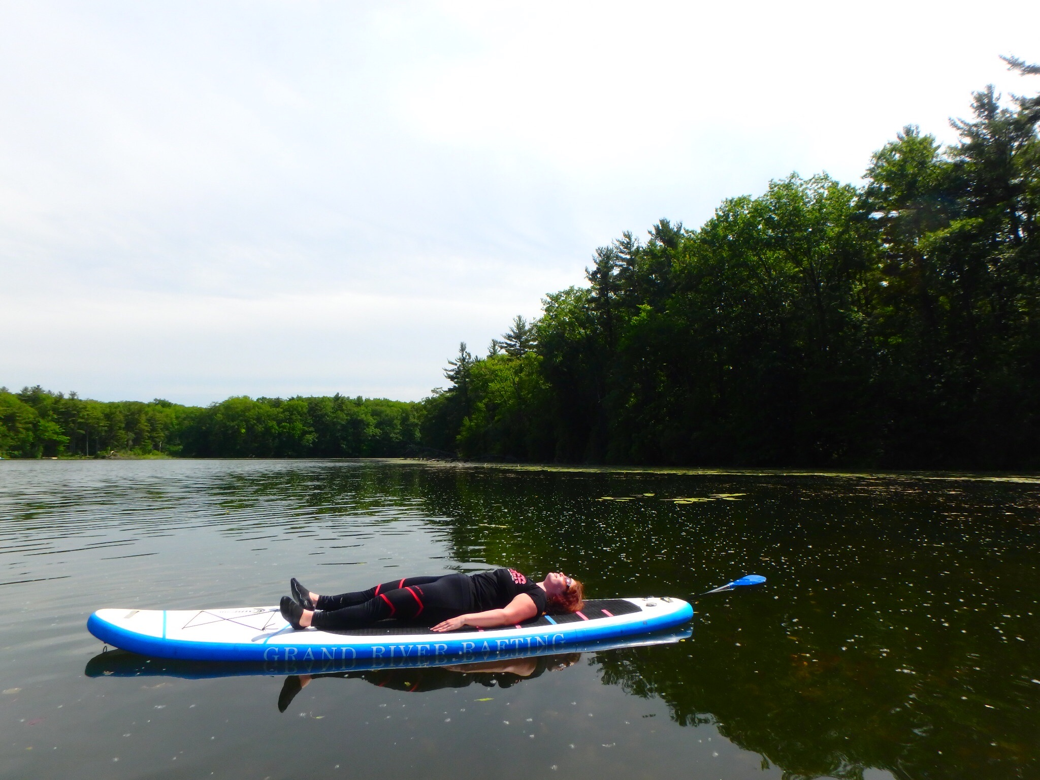 Kayaking Yoga and Meditation June 16, 2018-93