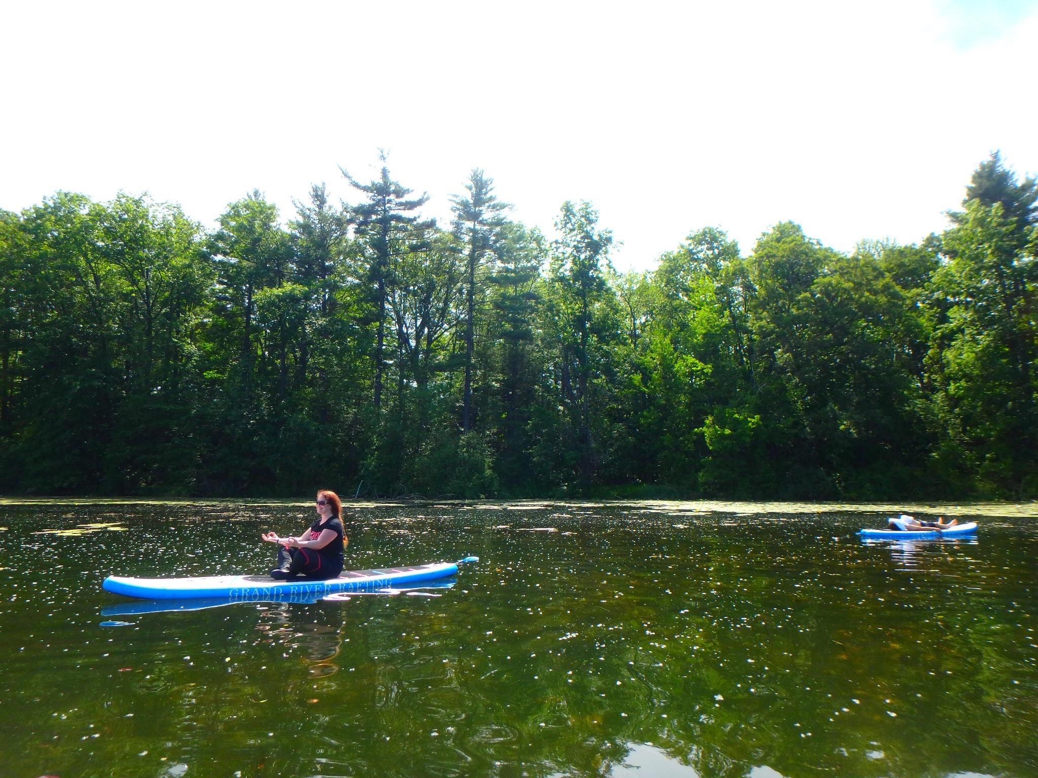 Kayaking Yoga and Meditation June 16, 2018-95