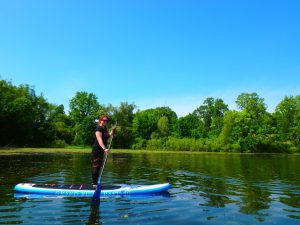 Kayaking Yoga and Meditation June 16, 2018-101