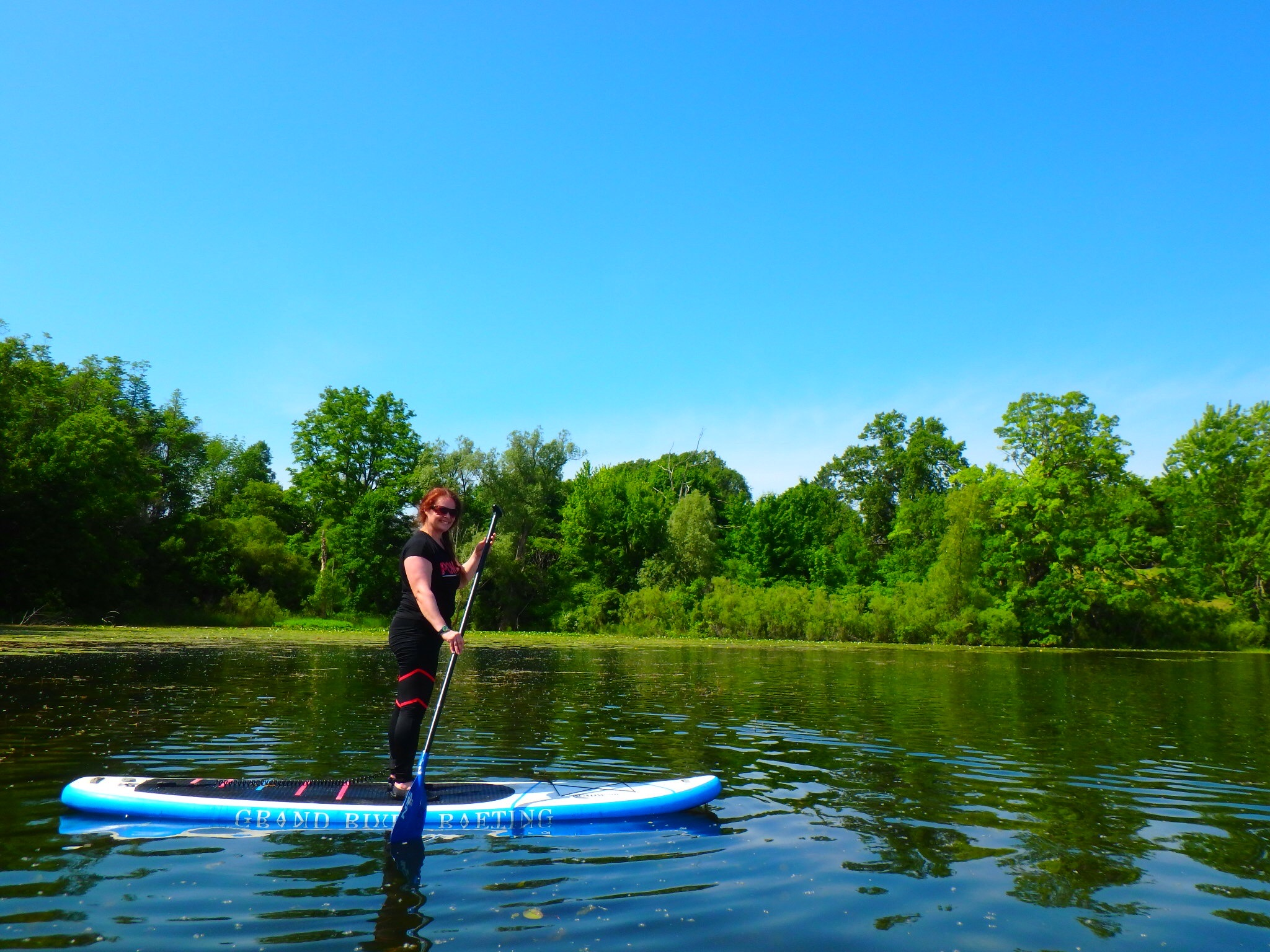 Kayaking Yoga and Meditation June 16, 2018-101