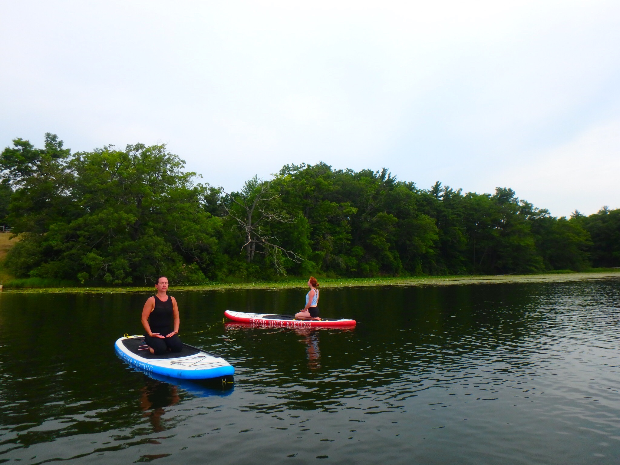 July 14, 2018 SUP Yoga-2