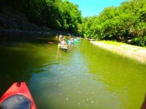 July 8, 2018 Kayaking Yoga and Meditation-3