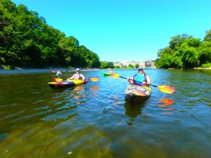 July 8, 2018 Kayaking Yoga and Meditation-4