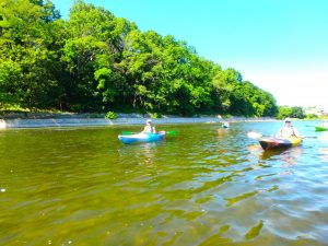 July 8, 2018 Kayaking Yoga and Meditation-5