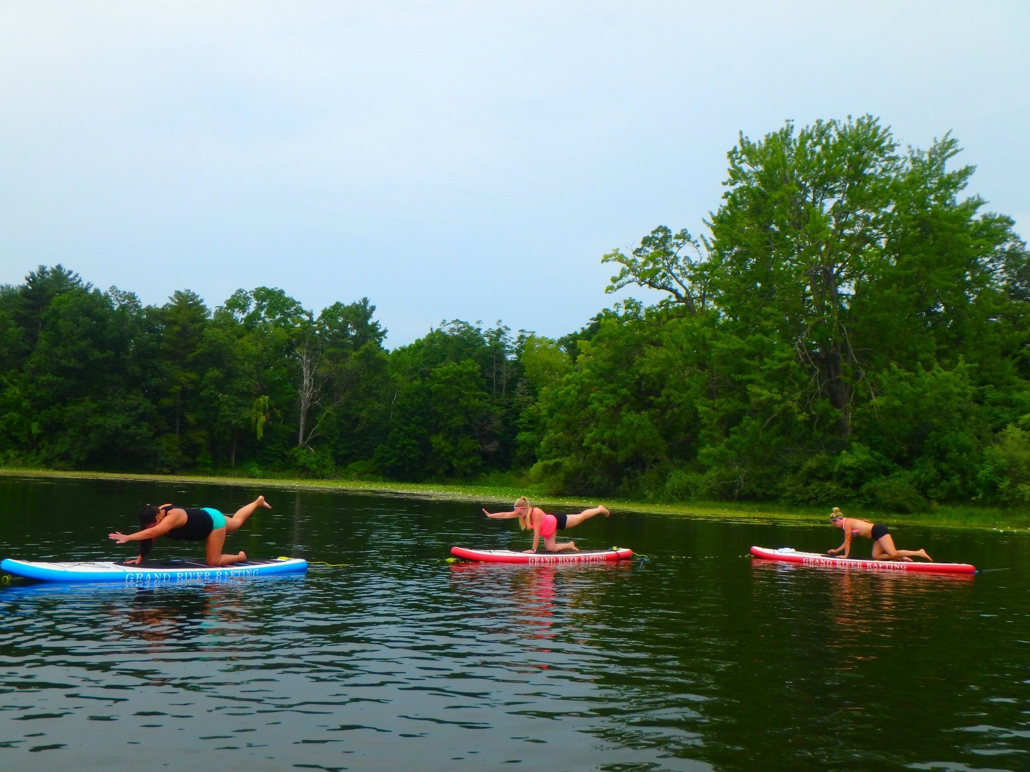 July 14, 2018 SUP Yoga-7