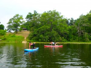 July 14, 2018 SUP Yoga-8