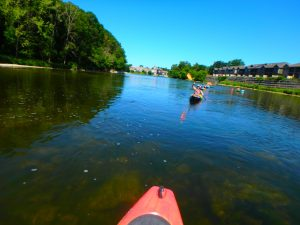 July 8, 2018 Kayaking Yoga and Meditation-9