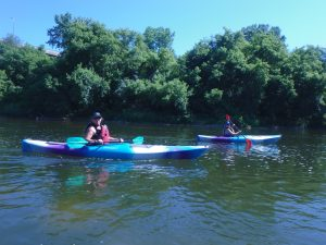 July 8, 2018 Kayaking Yoga and Meditation-15