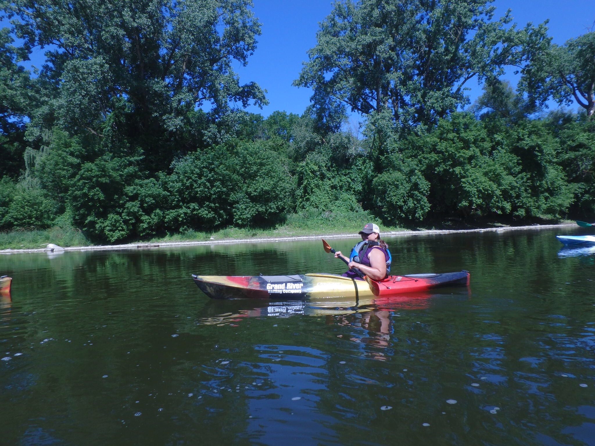 July 8, 2018 Kayaking Yoga and Meditation-17