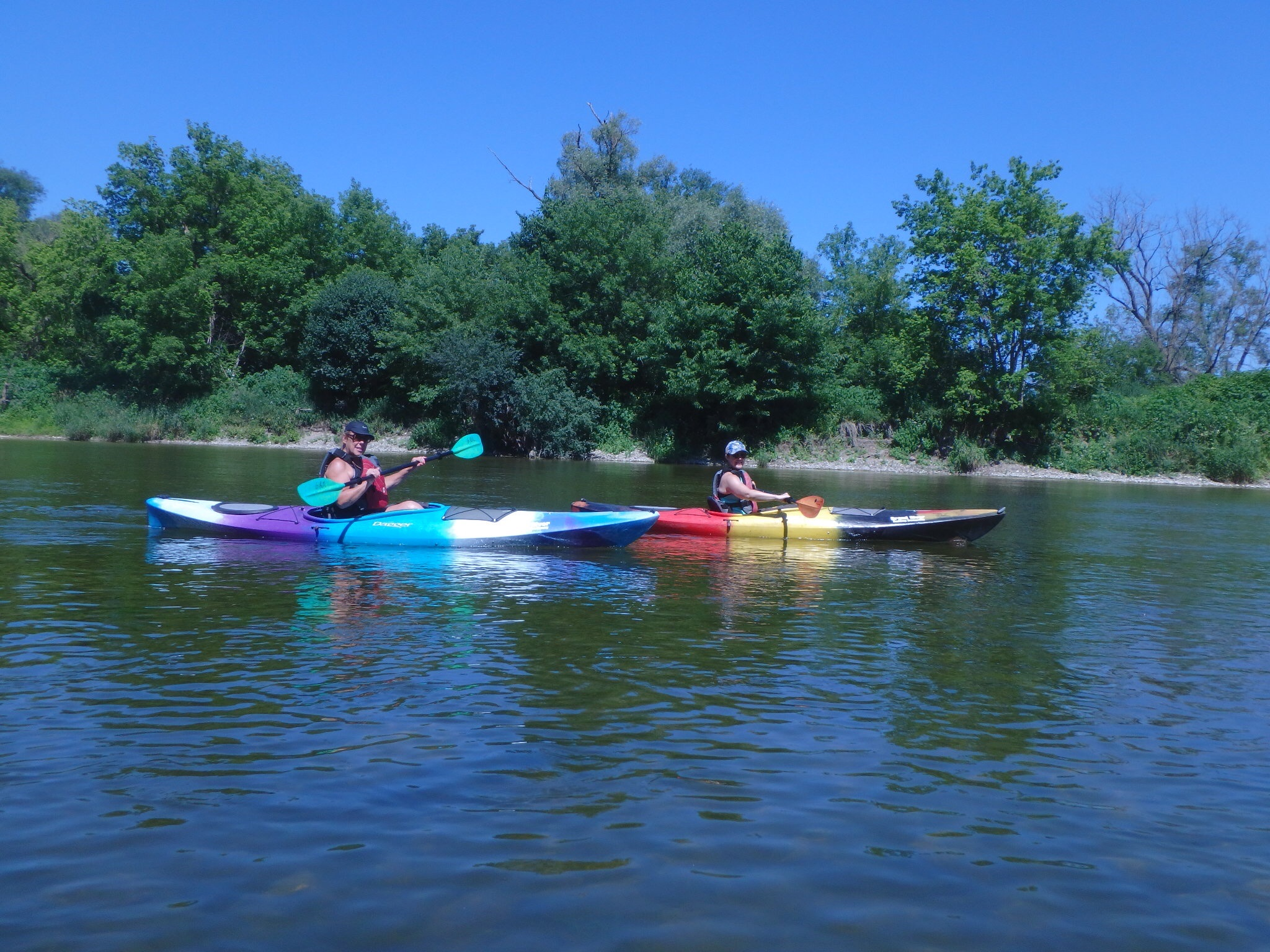 July 8, 2018 Kayaking Yoga and Meditation-26
