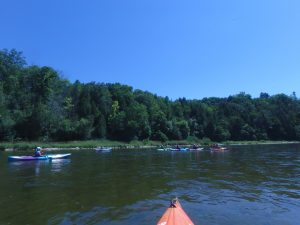July 8, 2018 Kayaking Yoga and Meditation-35