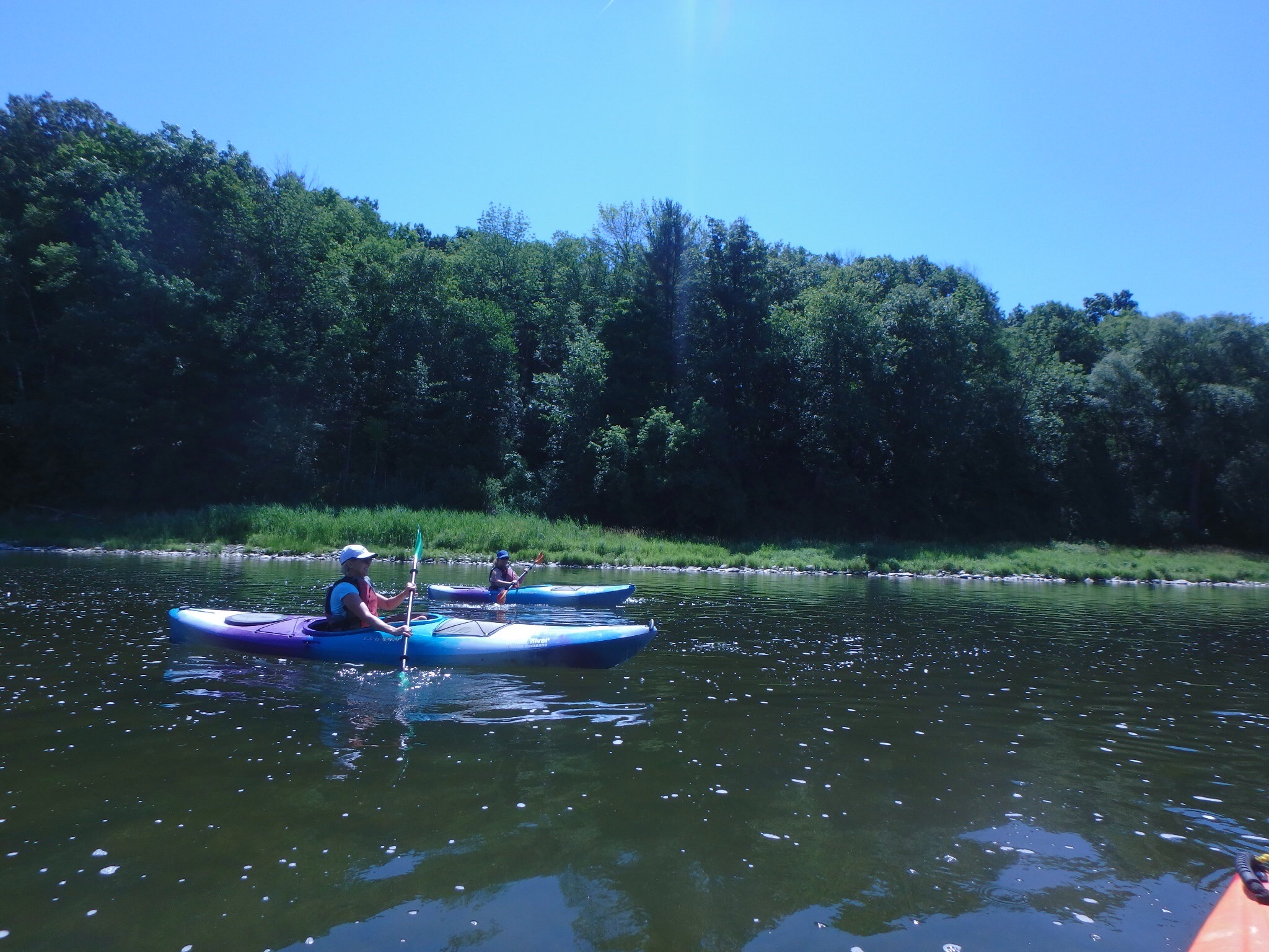 July 8, 2018 Kayaking Yoga and Meditation-37
