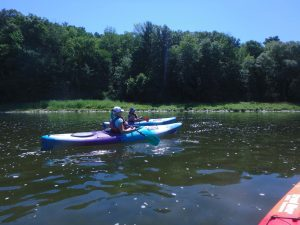 July 8, 2018 Kayaking Yoga and Meditation-38