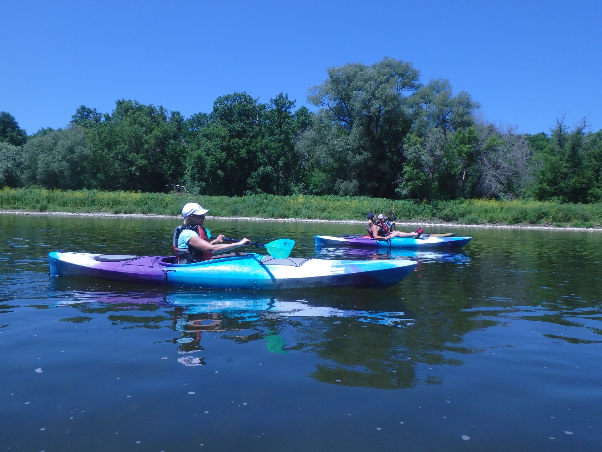 July 8, 2018 Kayaking Yoga and Meditation-53