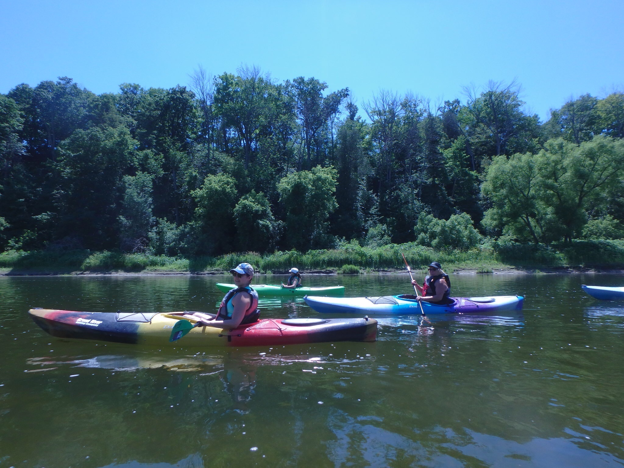 July 8, 2018 Kayaking Yoga and Meditation-55