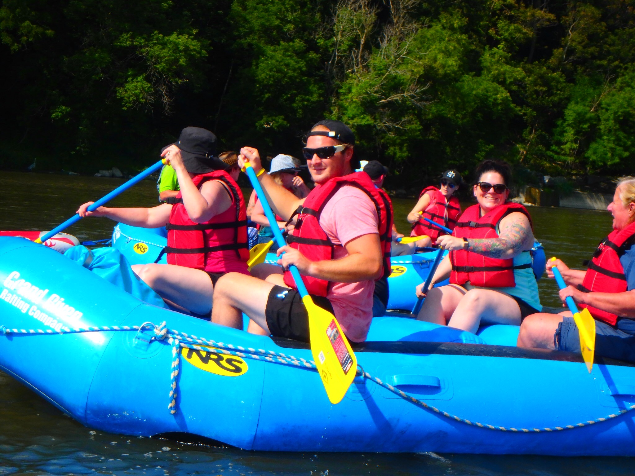 ARTC Rafting Trip - Aug 8, 2018-2