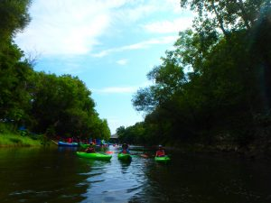 Kayaking Yoga and Meditation August 12, 2018-3
