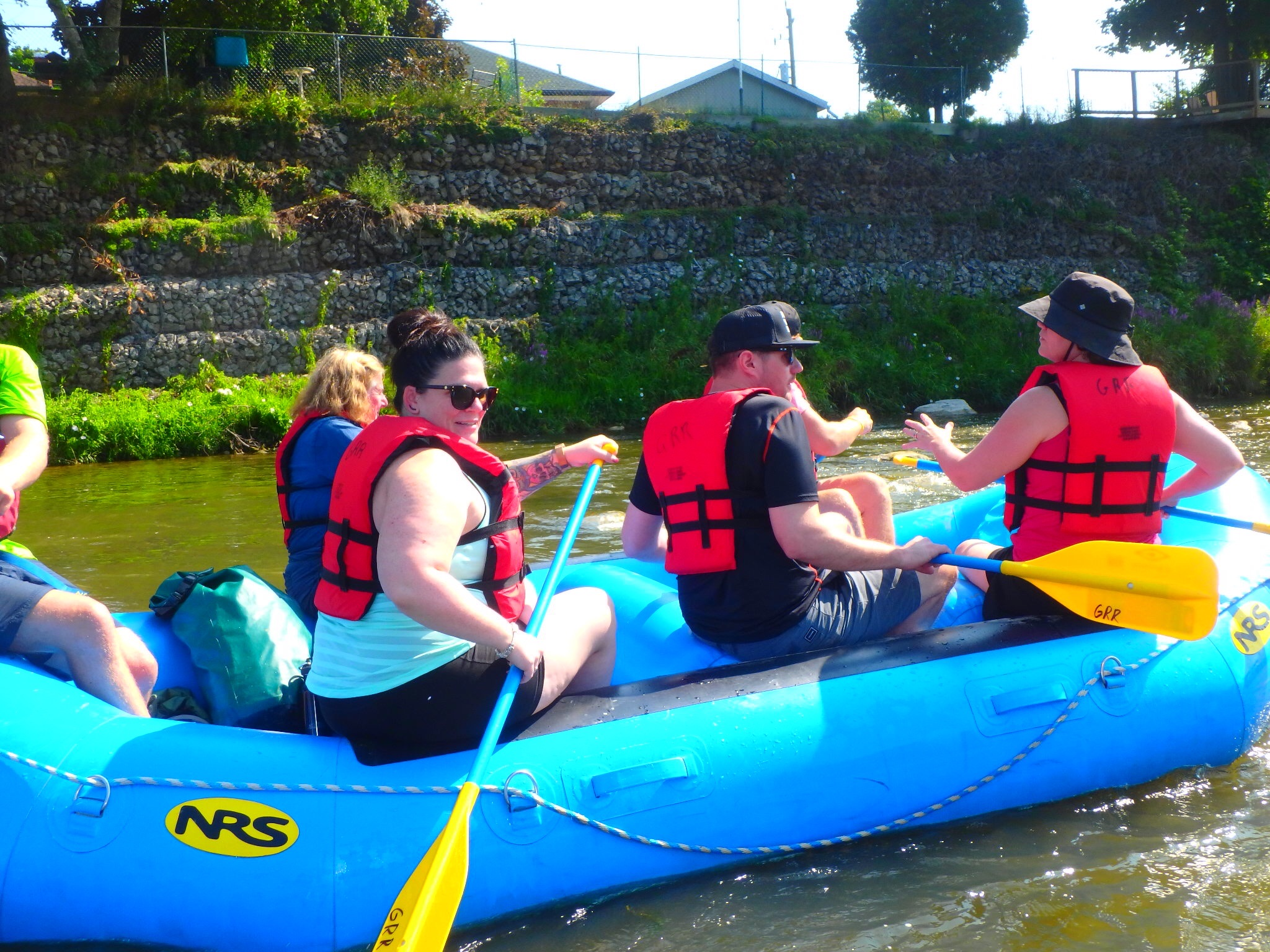 ARTC Rafting Trip - Aug 8, 2018-5