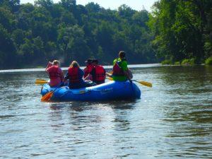ARTC Rafting Trip - Aug 8, 2018-8