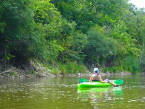 Kayaking Yoga and Meditation August 12, 2018-9