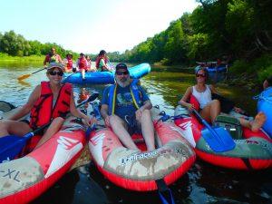 ARTC Rafting Trip - Aug 8, 2018-19