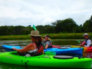 August 1, 2018 - Kayaking, Meditation & Yoga-19
