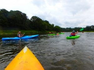 August 1, 2018 - Kayaking, Meditation & Yoga-21