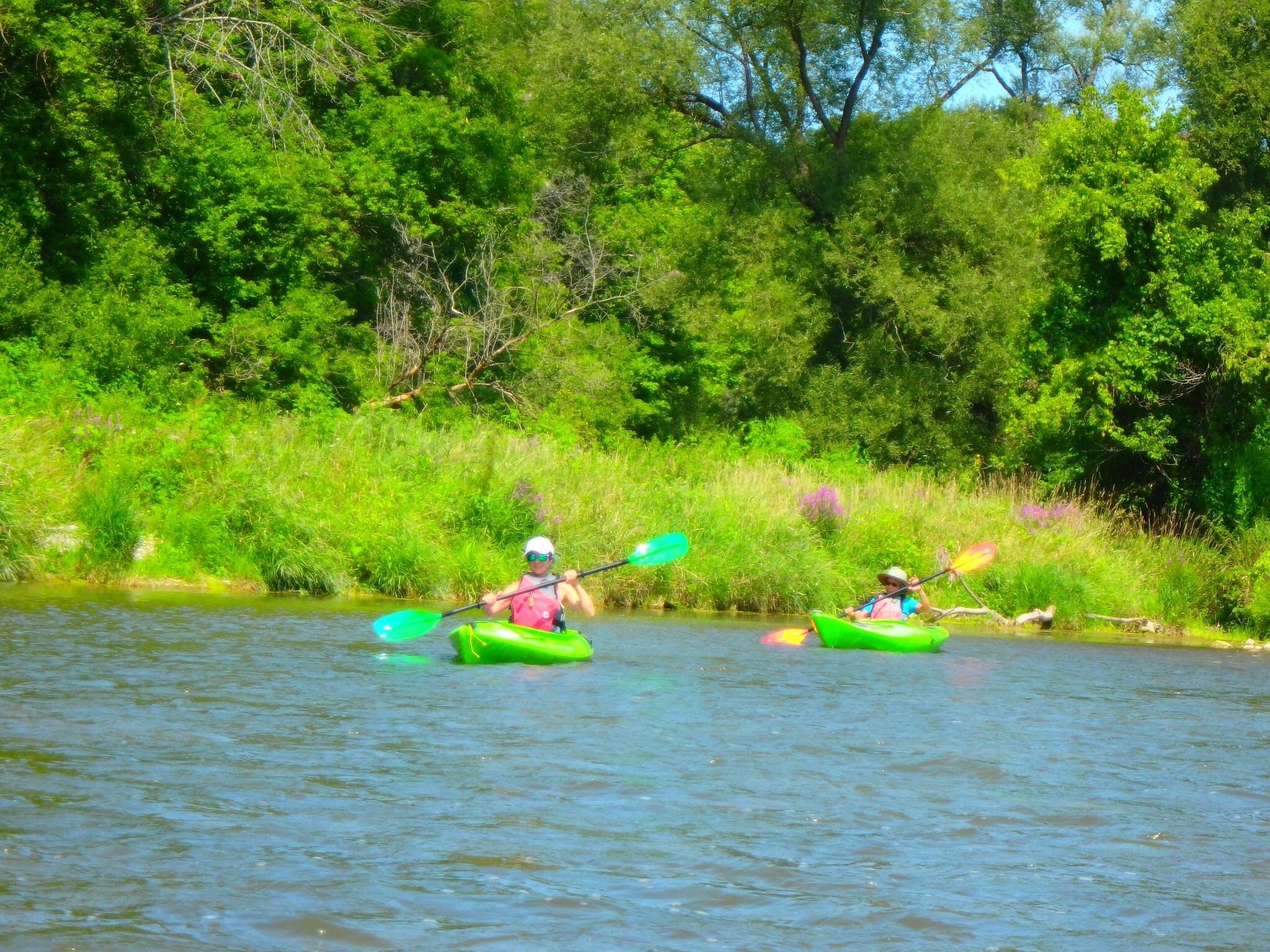 Kayaking Yoga and Meditation August 12, 2018-27