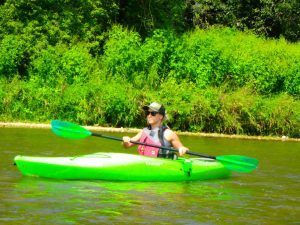 Kayaking Yoga and Meditation August 12, 2018-28